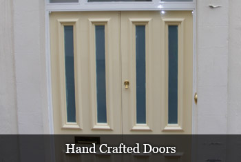 doors made from wood