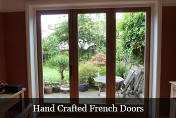Hand Crafted French Doors