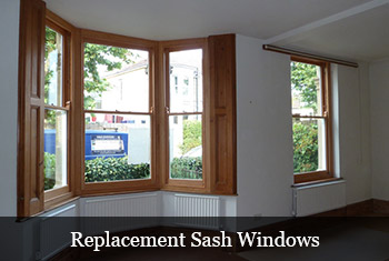 Replacement timber Windows