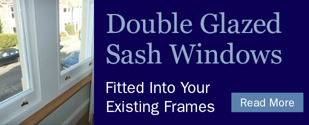 sash window double glazed