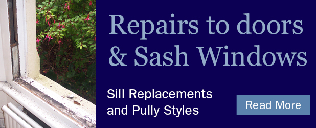 sash window repairs and installation