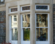 sash windows, doubled glazed sash windows