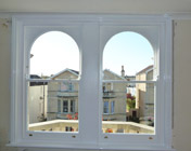 sash windows fited