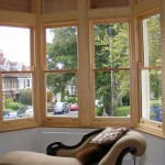 Period replacement sash windows